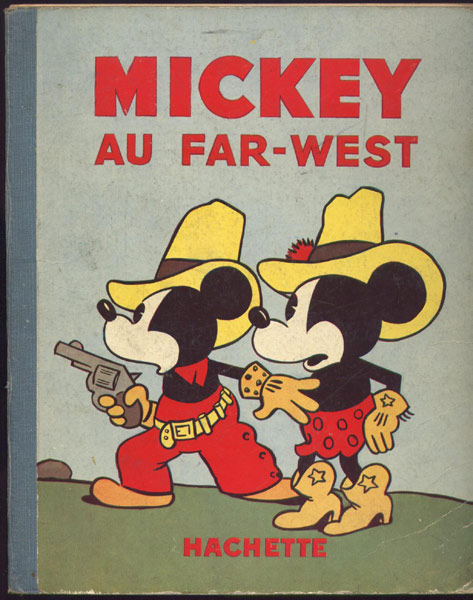 mickey far-west