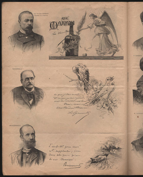 Photo : Le Gaulois Le plus grand journal du matin, 22 Mars 1897 en vente sur www.wanted-rare-books.com/journaux-anciens-le-gaulois-la-libre-parole-la-vie-parisienne-le-journal-l-eclair-figures-contemporaines.htm